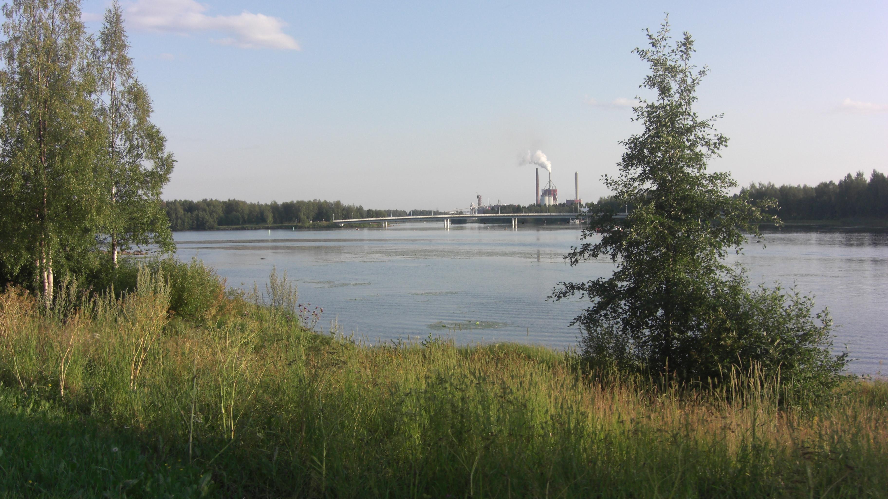 Oulu landscape